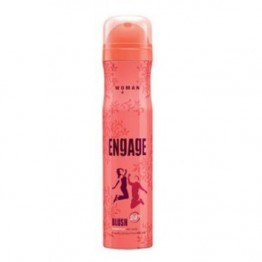 Engage Bodylicious Deodorant Spray - Blush (For Women) Deo's & perfumes