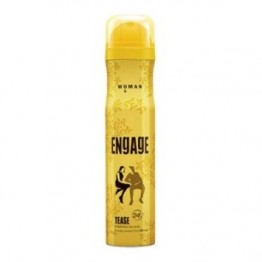 Engage Bodylicious Deodorant Spray - Tease (For Women) Deo's & perfumes