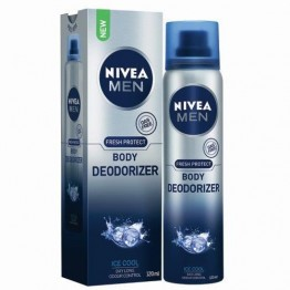 Nivea Deodorant - Body Spray - Men Ice Cool Deodorizer Deo's & perfumes