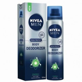 Nivea Deodorant Body Spray - Men Energy Deo's & perfumes