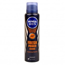 Nivea Men Deodorant - Fresh Power Charge (48 H) Deo's & perfumes