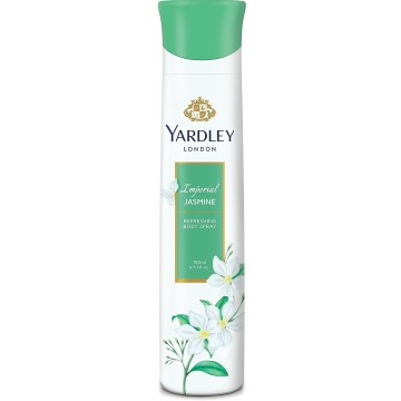 Yardley London - Imperial Jasmine Perfumed Deo for Women Deo's & perfumes