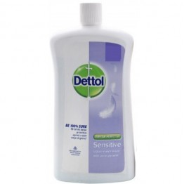 Dettol Liquid Hand Wash - Sensitive Everyday protection Hand Wash