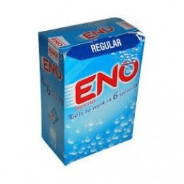 Eno Fruit Salt - Regular  5 gm Pouch ( Pack of 30 ) Digestive Tablets & powders