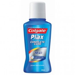 Colgate Plax Mouthwash - Complete Care Mouth Wash