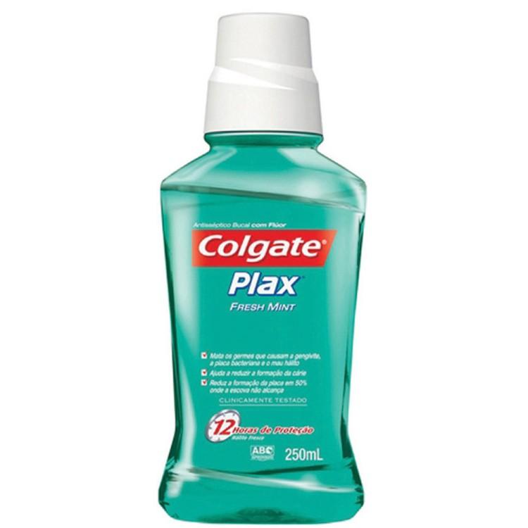 Colgate Plax Mouthwash Fresh Mint