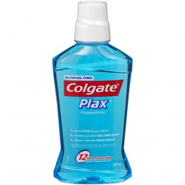 Colgate Plax Mouthwash - Peppermint Mouth Wash