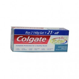 Colgate Toothpaste - Total Advance Health Anticavity & Antigingivitis Toothpaste