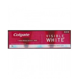 Colgate Toothpaste - Visible White (Sparkling Mint) Toothpaste