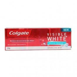 Colgate Toothpaste - Visible White Plus Shine Toothpaste