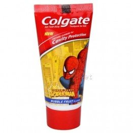 Colgate Toothpaste - Spider Man Anti Tooth Decay Toothpaste