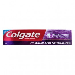 Colgate Toothpaste - Maximum Cavity Protection Plus Sugar acid Neutralizer Toothpaste