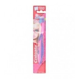 Colgate Toothbrush - Smiles Barbie for Ages 5+ (Extra Soft) Tooth Brush