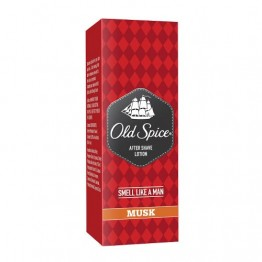 Old Spice After Shave Lotion - Musk daily Use