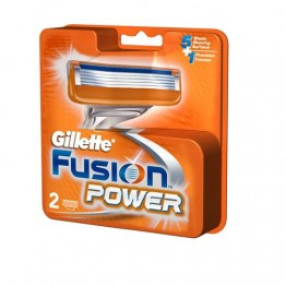 Gillette Cartridge - Fusion Power Blades and Razor