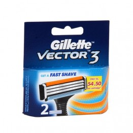 Gillette Vector 3 - Cartridges Blades and Razor