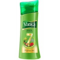 Vatika Health Shampoo, 180ml