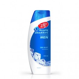 Head & shoulders Anti-Dandruff Shampoo - Cool Blast (for Men) Shampoo