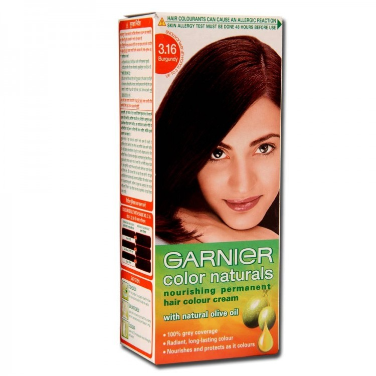 Garnier Natural Black Hair Color How To Use