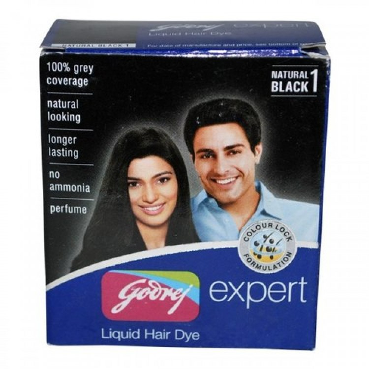 godrej liquid hair dye instructions