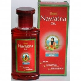 Himani Cool Hair Oil - Navratna Hair Oil