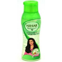 Nihar Naturals - Pure Coconut Hair Oil Hair Oil