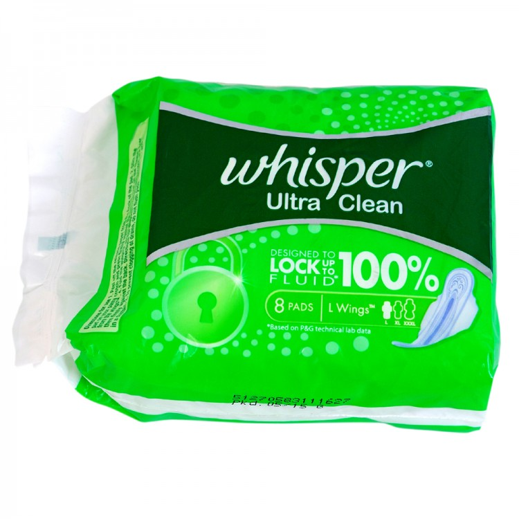 Whisper - Ultra Clean