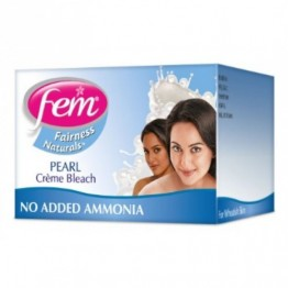 Fem Pearl Fairness Creme Bleach 24g Skin Care