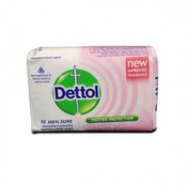 Dettol Bathing Soap - Skincare Soaps Bars & Liquids