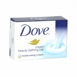 Dove Bathing Soap - Moisturing Cream with shampoo scahet free offers