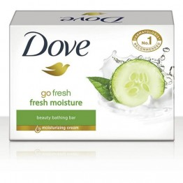 Dove Fresh Moisture Bathing Bar Soaps Bars & Liquids