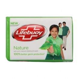 Lifebuoy Bathing Soap - Nature Soaps Bars & Liquids