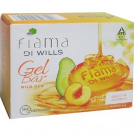 Fiama Di Wills Gel Bathing Bar - Peach & Avocado Soaps Bars & Liquids