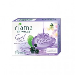 Fiama Di Wills Gel Soap - Bearberry Blackcurrant Exotic Dream Soaps Bars & Liquids