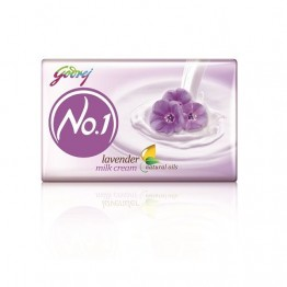 Godrej Bathing Soap (Lavender & Milk Cream) Soaps Bars & Liquids
