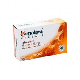 Himalaya - Almond & Rose Soap Soaps Bars & Liquids