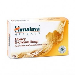 Himalaya - Honey & Cream Soap Soaps Bars & Liquids