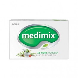 Medimix Bathing Soap - Ayurvedic Soap with 18 Herbs Soaps Bars & Liquids