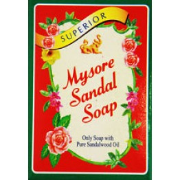 Mysore Sandal Bathing Soap Soaps Bars & Liquids