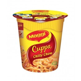 Maggi - Cuppa Chilly Chow - Cup noodles