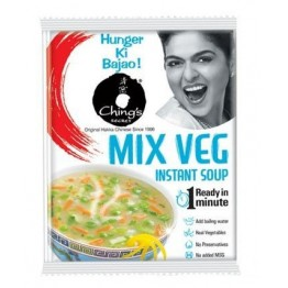 Ching's Instant Soup - Mix Veg Ready to Cook