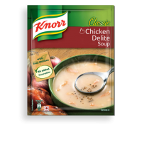 Knorr chicken delight soup